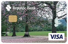 how to change pin on rbc visa card