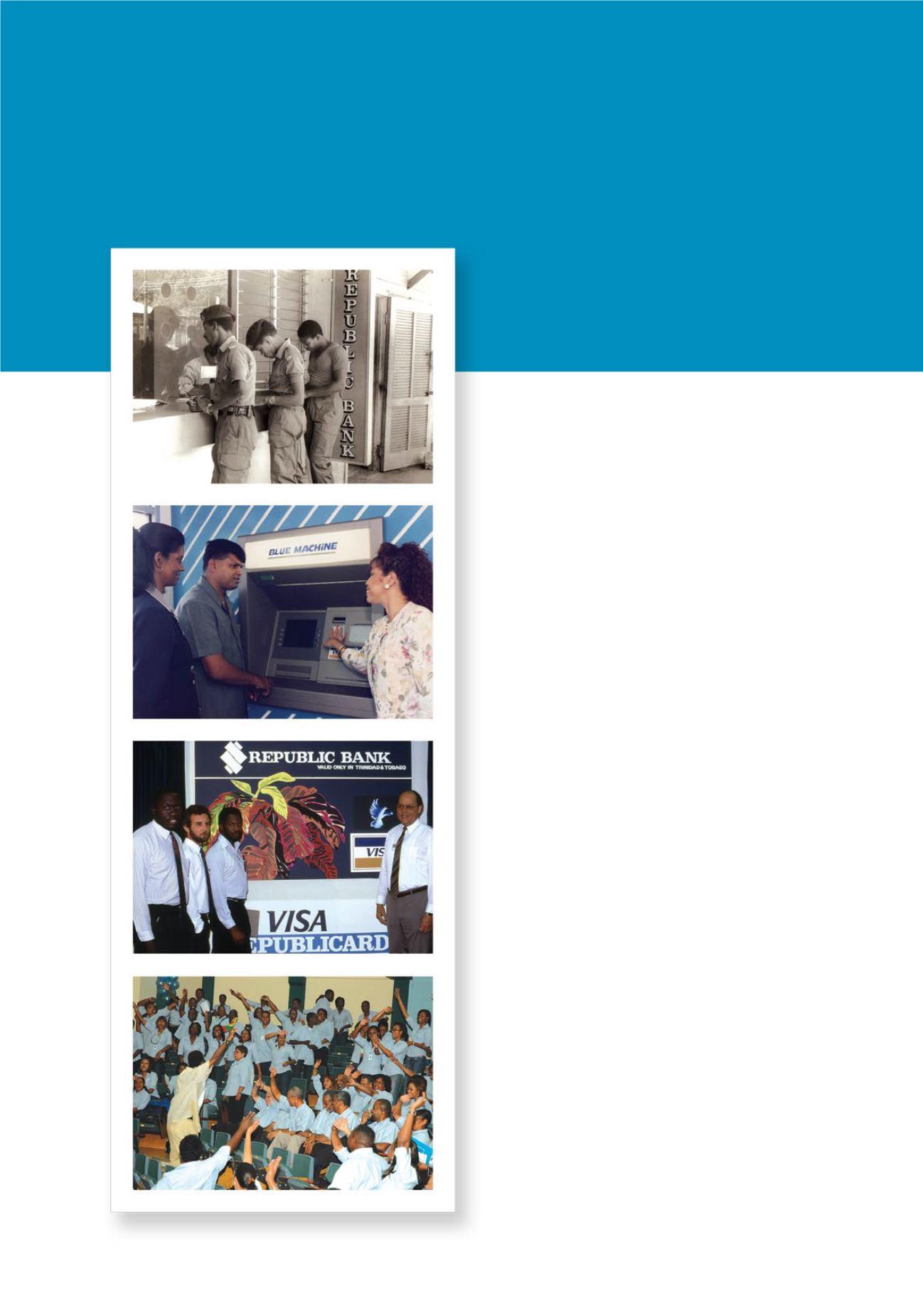 REPUBLIC BANK ANNUAL REPORT 2015